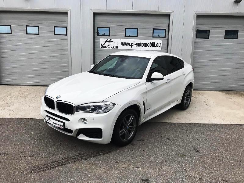 BMW X6 3,0 D M-SPORT