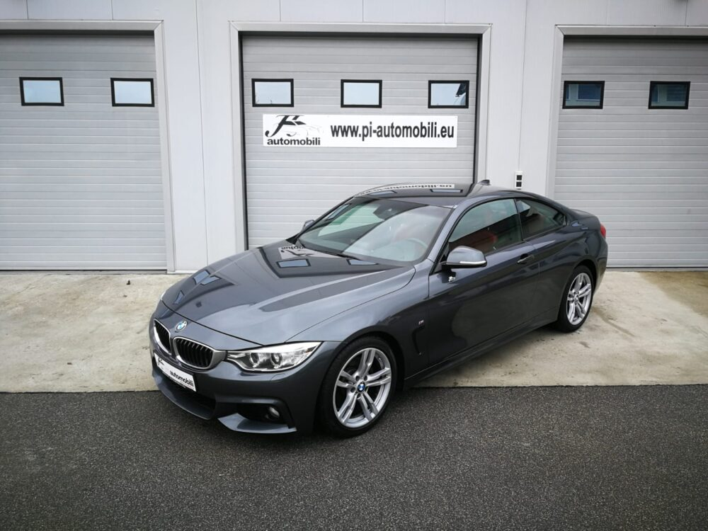 BMW 430 d M sport