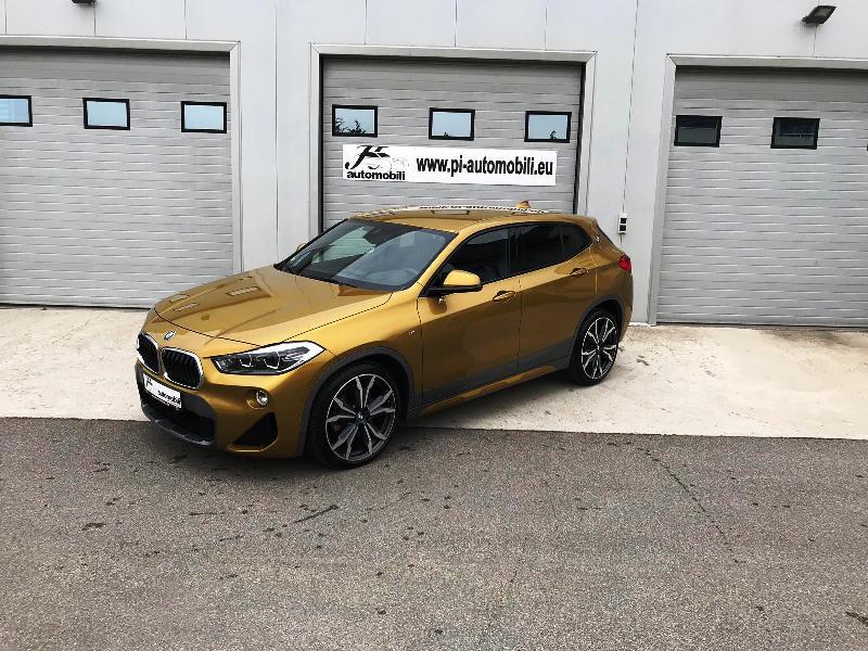 BMW X2 20d M Sport