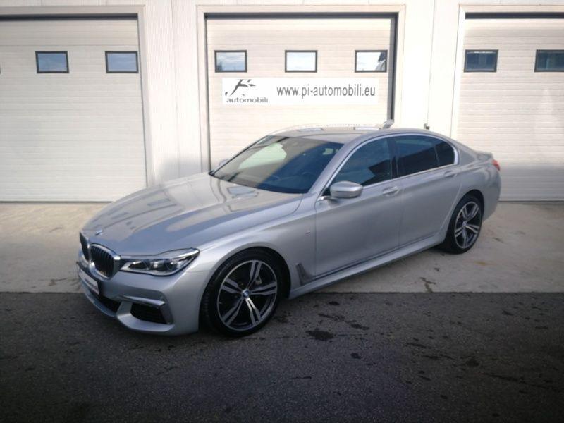 BMW 730 d M Sport
