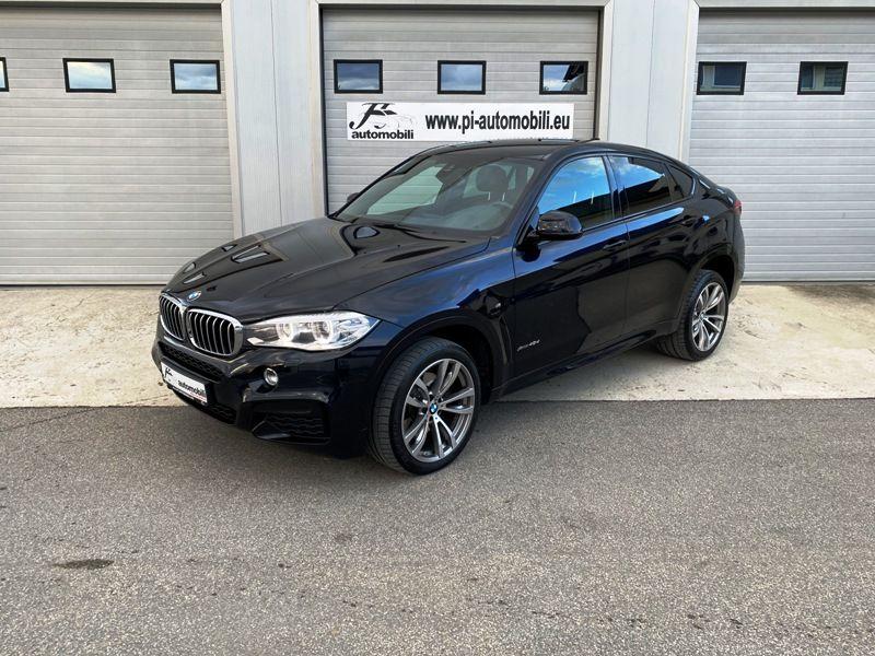 BMW X6 4.0 xd M-SPORT