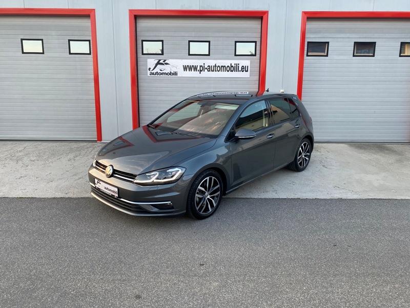 VW GOLF 1,5 TSI DSG Highline