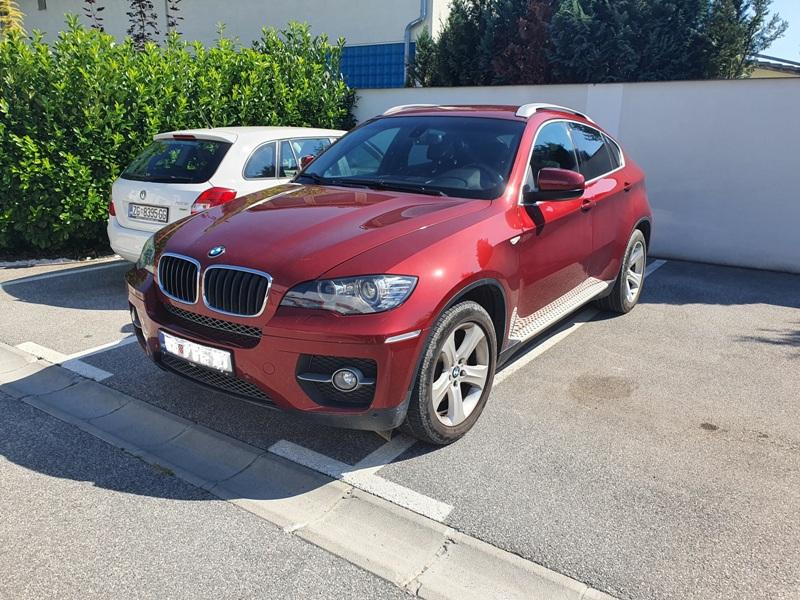 BMW X6 30D xDrive automatik