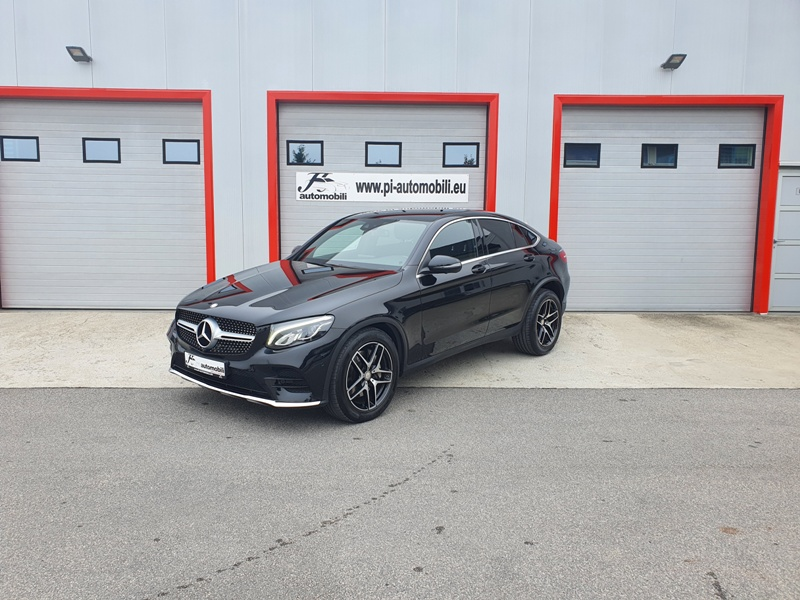 Mercedes-Benz GLC Coupe 220d AMG 4MATIC