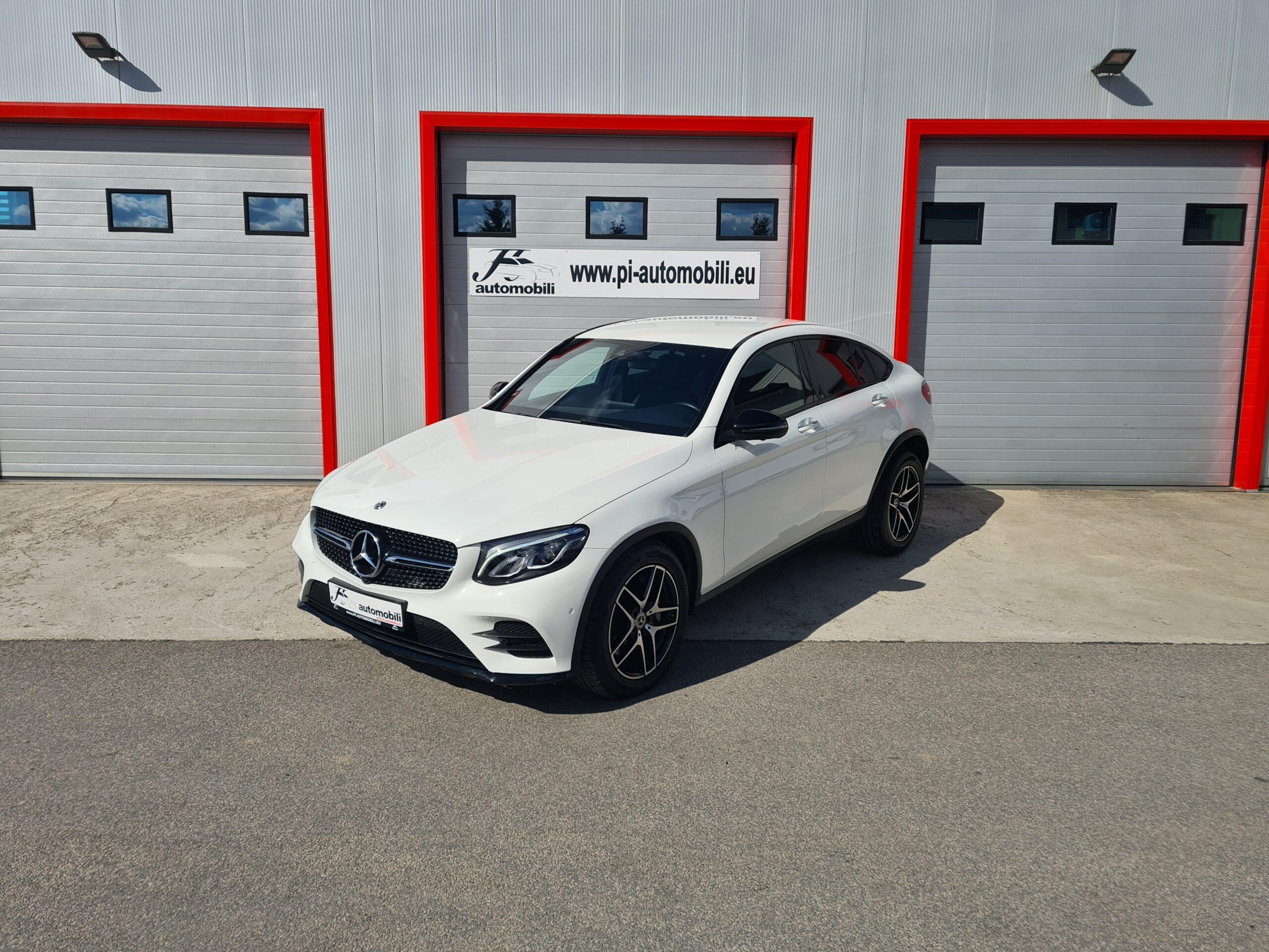 Mercedes-Benz GLC Coupe 220d AMG automatik