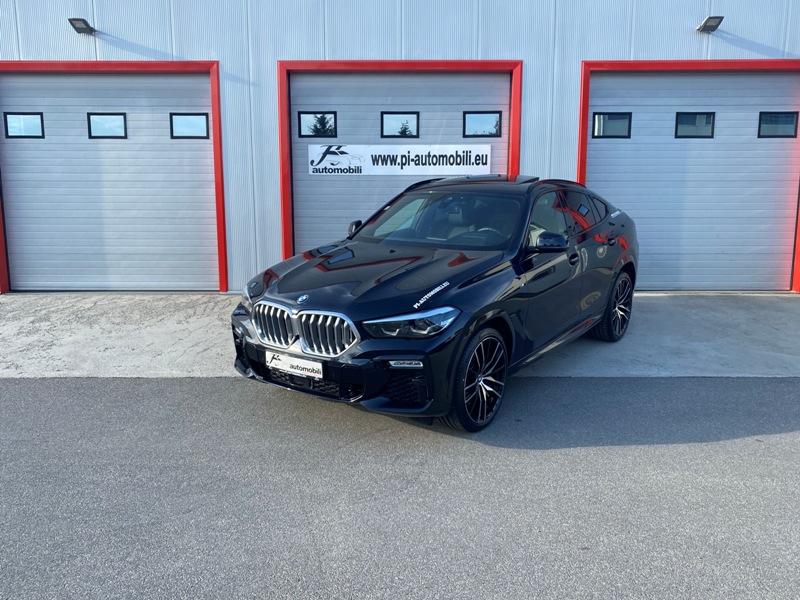BMW X6 3.0 D X-DRIVE M-PAKET 22''