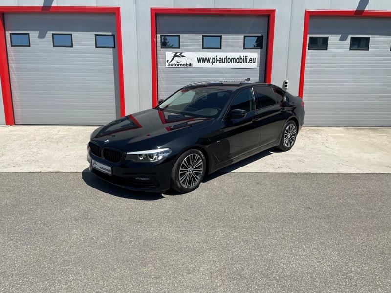 BMW 520d Aut. Sportline