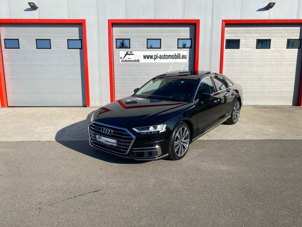 Audi A8 50 Quattro Nije uvoz - 5 godišnje jamstvo